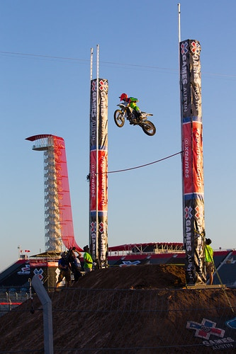 X Games Moto X Step Up - Suzanne Cordeiro Photography