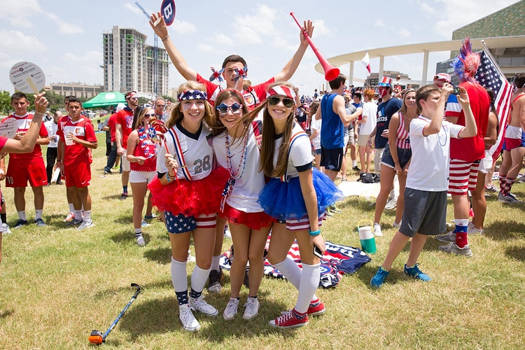 World Cup 2014 Watch Party - Suzanne Cordeiro Photography