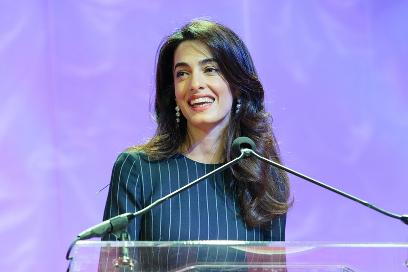 Amal Clooney, Texas Conference for Women - Suzanne Cordeiro Photography