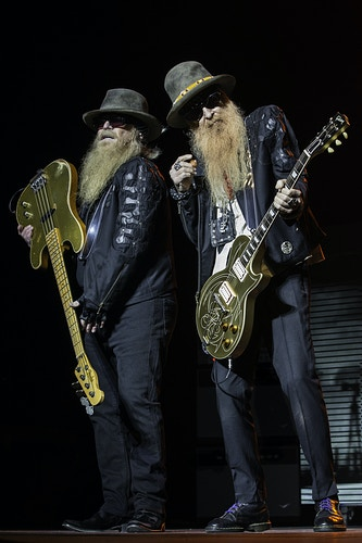 ZZ Top - Suzanne Cordeiro Photography