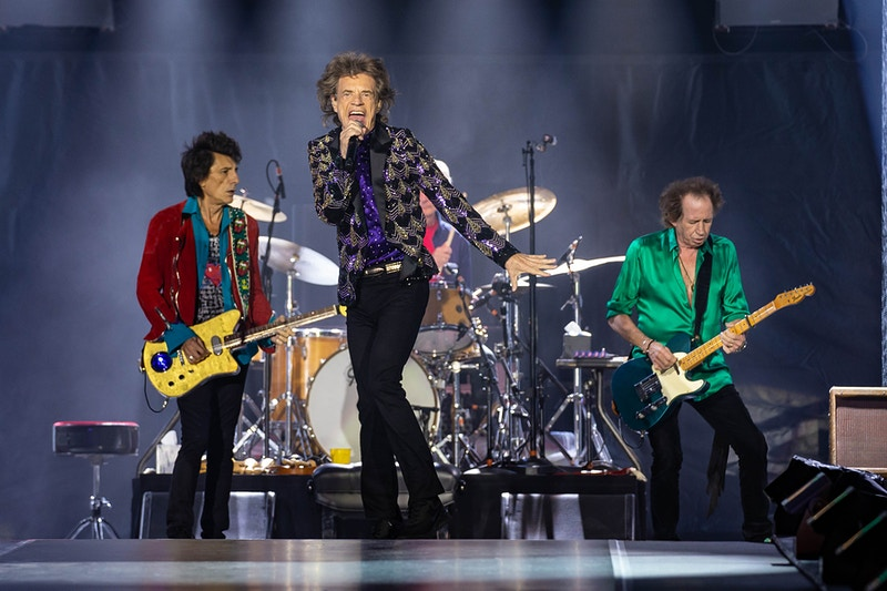 The Rolling Stones - 2019 'NO FILTER' Tour - Suzanne Cordeiro Photography