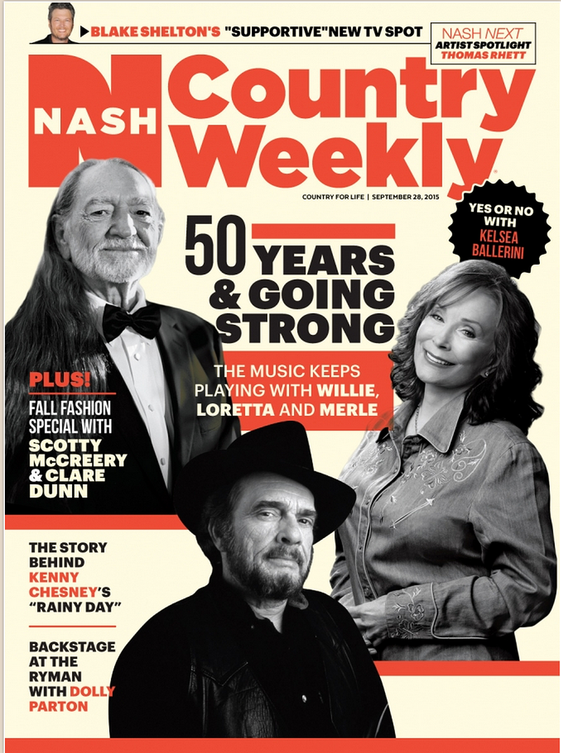 Nash Country Weekly - Suzanne Cordeiro Photography