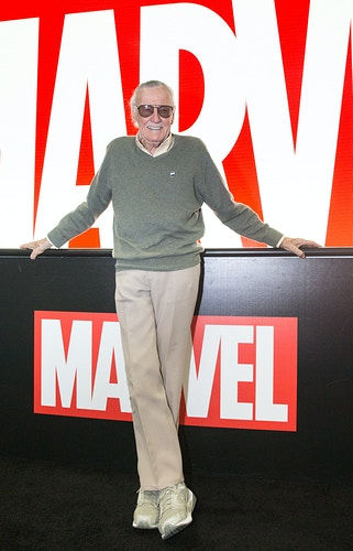 Stan Lee - Suzanne Cordeiro Photography