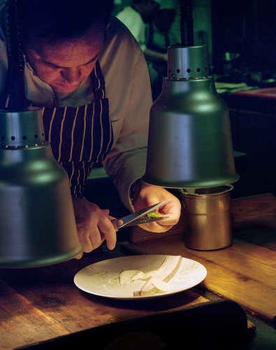 The Future Of French Food For Enroute - ALEX CRETEY SYSTERMANS