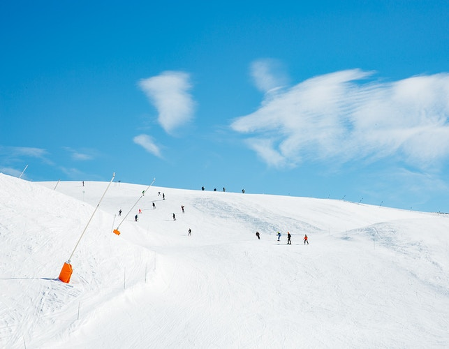 Serre Chevalier For The New York Times - ALEX CRETEY SYSTERMANS