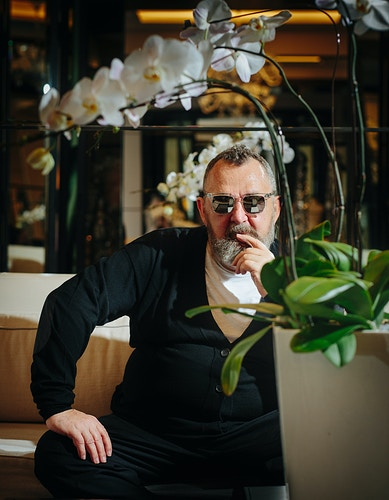 Michel Gaubert, 2017 - ALEX CRETEY SYSTERMANS