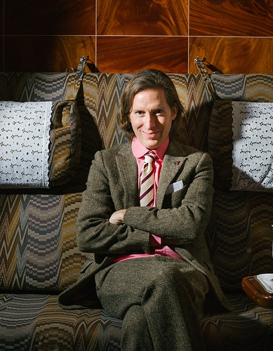 Wes Anderson - ALEX CRETEY SYSTERMANS
