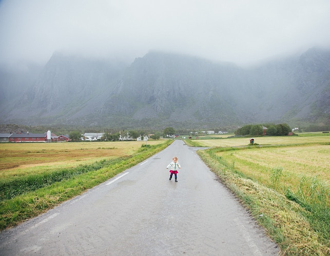 Road 17 Norway For M Le Magazine Du Monde - ALEX CRETEY SYSTERMANS
