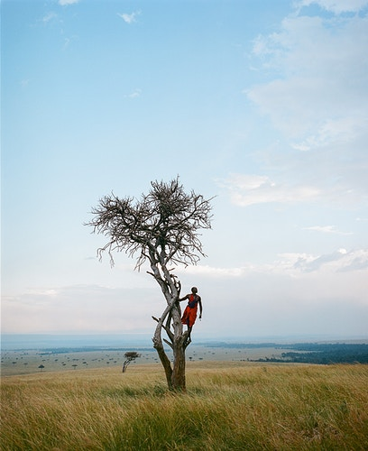 Eyes Wide Open In Kenya Cover Story For Afar - ALEX CRETEY SYSTERMANS
