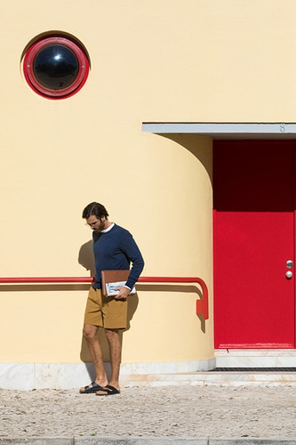 Light And Shade In Lisboa For Monocle - ALEX CRETEY SYSTERMANS