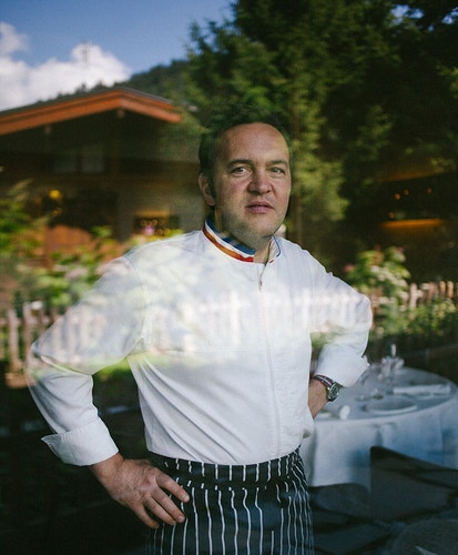 The Future of French Food for enRoute Magazine - ALEX CRETEY SYSTERMANS