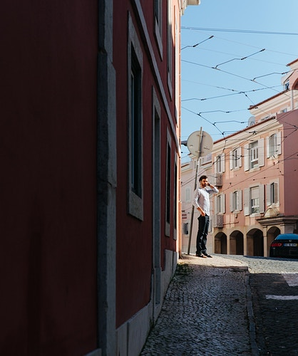 Bright And Breezy In Lisboa For Monocle - ALEX CRETEY SYSTERMANS