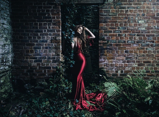 Dereliction - TABITHA BOYDELL PHOTOGRAPHY