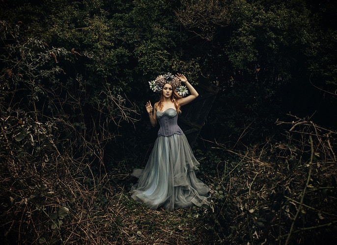 Forests And Fantasy - TABITHA BOYDELL PHOTOGRAPHY
