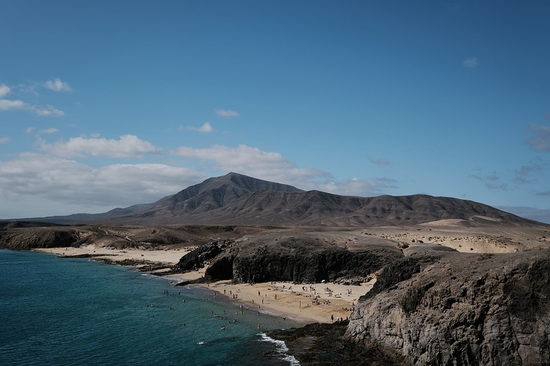 Day Off Lanzarote - T