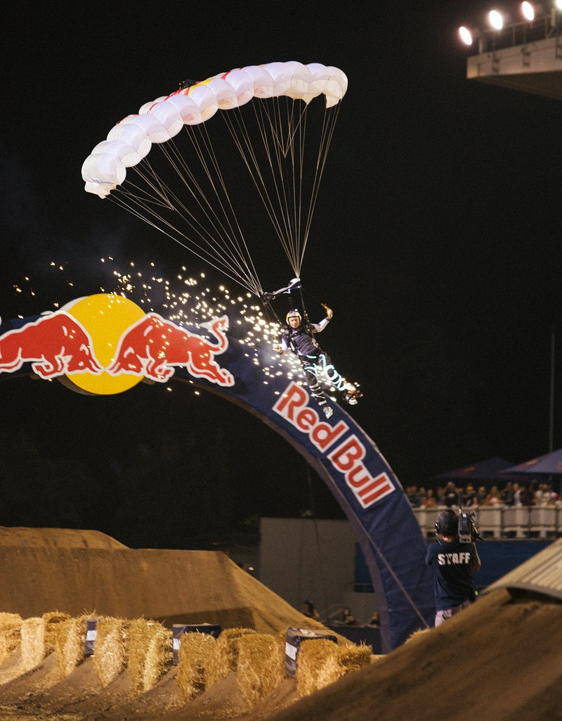 Red Bull Straight Rhythm 19 - Tanner Yeager