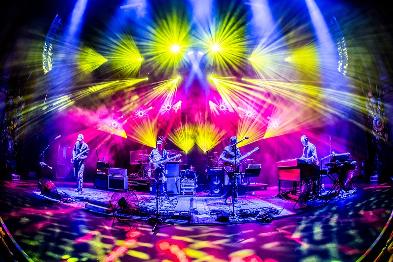 Umphrey's McGee - The Detroit Fillmore - Tara Gracer
