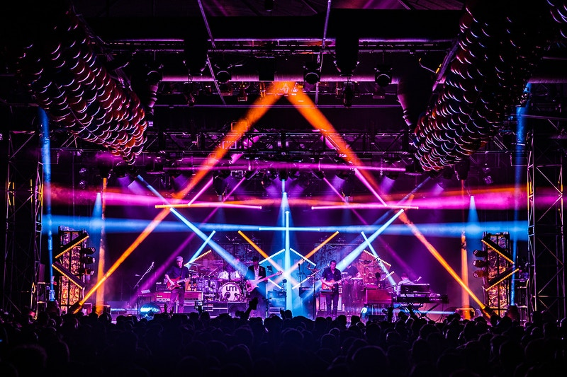 Umphrey's McGee - The Fillmore Auditorium - Tara Gracer