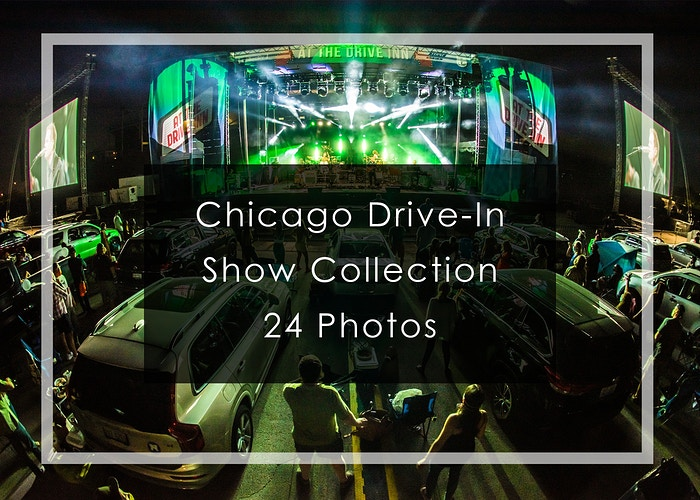 202020 Chicago Drive-In // Show Collection - Tara Gracer