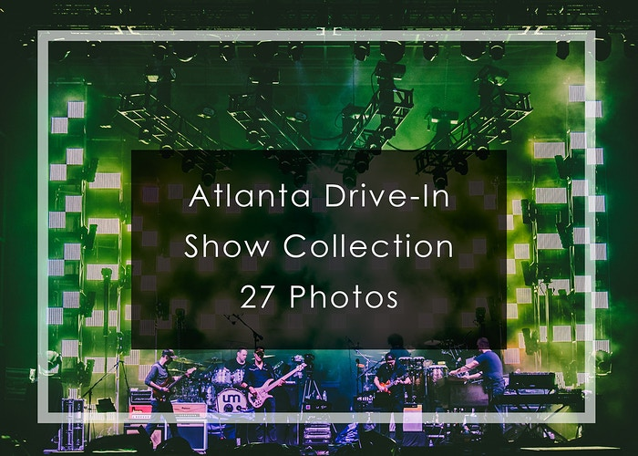2020 Atlanta Drive-In // Show Collection - Tara Gracer