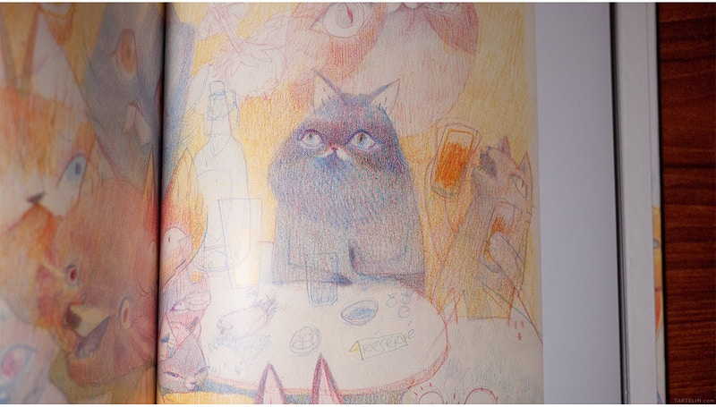 Cats And Beer The Book - Stéphane Tartelin
