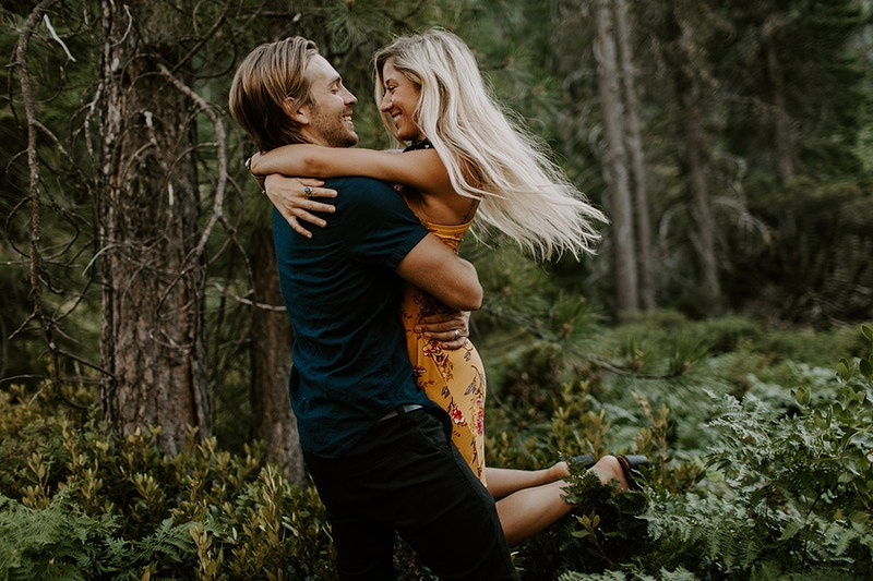 Nick Brittany Together In The Woods Bay Area Wedding Photographer - Taylor McCutchan Photography -Northern, California wedding photographer-