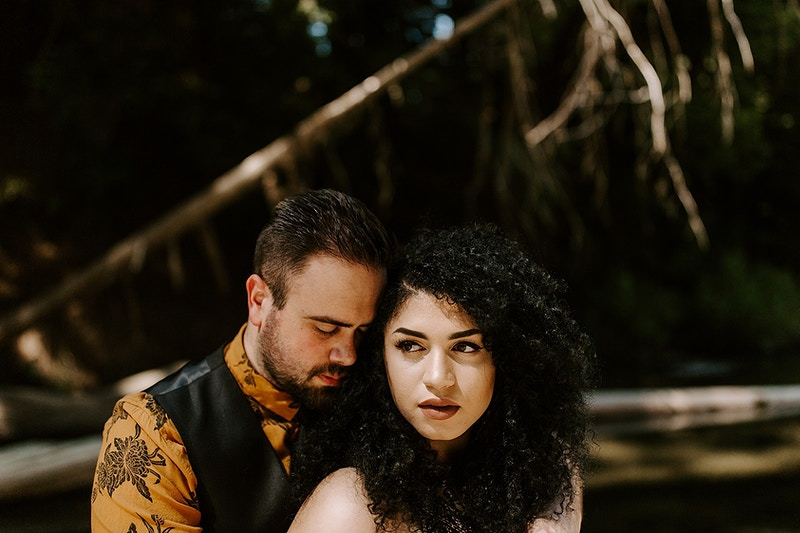 Kurt Alexa Together Along The Lost Coast Ca Napa Bay Area Wedding Photographer - Taylor McCutchan Photography -Northern, California wedding photographer-