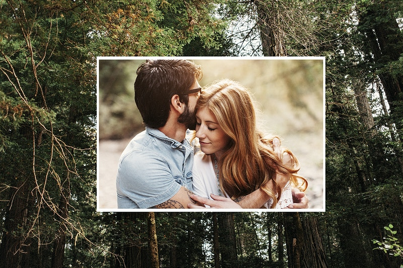 Natalie Ryker And Family In The Northern California Redwoods - Taylor McCutchan Photography -Northern, California wedding photographer-
