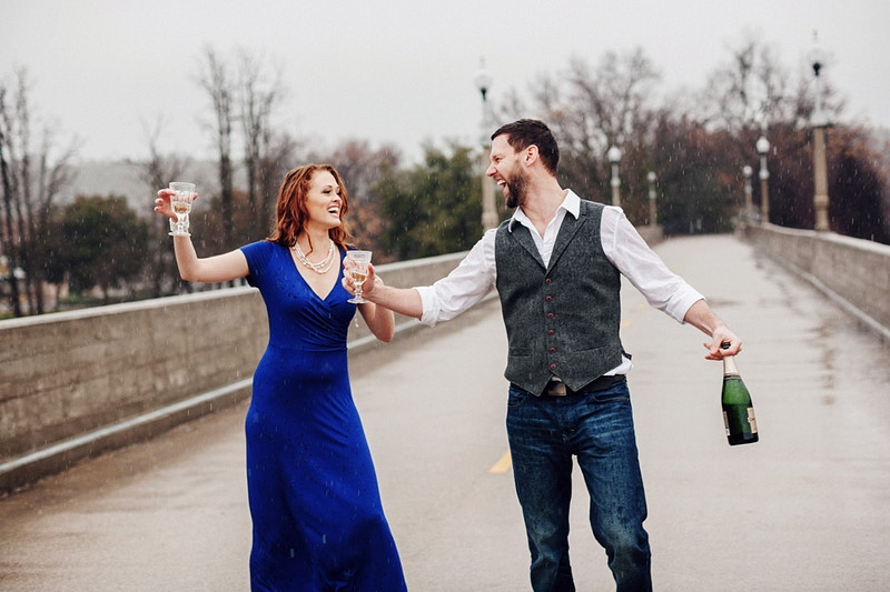 Willow Track Engaged In The Rain Northern California Wedding Photographer - Taylor McCutchan Photography -Northern, California wedding photographer-