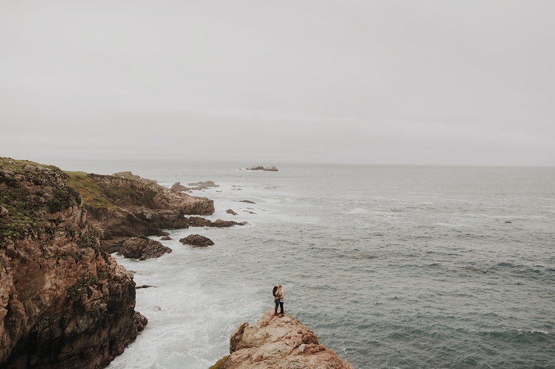 Brett And Carlie Adventure In Big Sur Ca Northern California Wedding Photographer - Taylor McCutchan Photography -Northern, California wedding photographer-