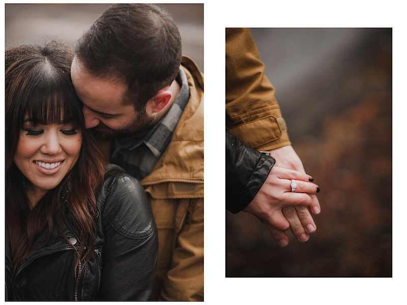 Grace Dan Engaged At Castle Lake Northern California Wedding Photographer - Taylor McCutchan Photography -Northern, California wedding photographer-