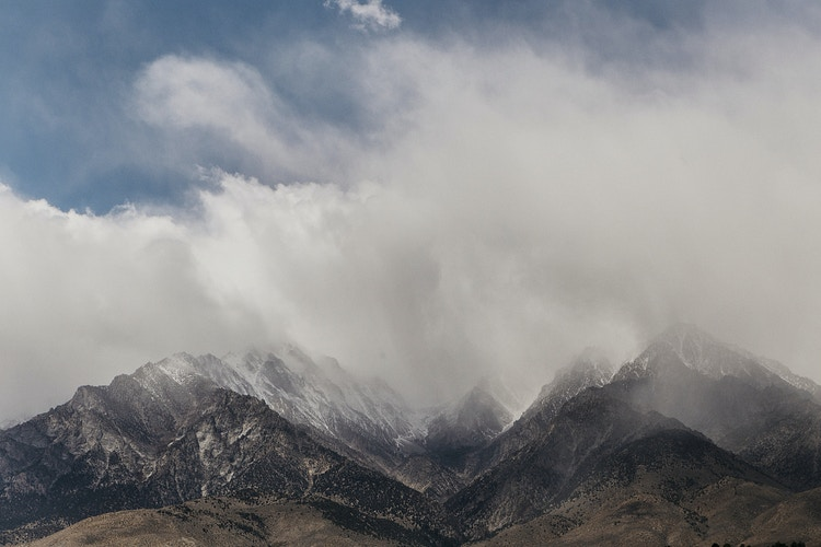 Eastern Sierras IV - Taylor McCutchan Photography -Northern, California wedding photographer-