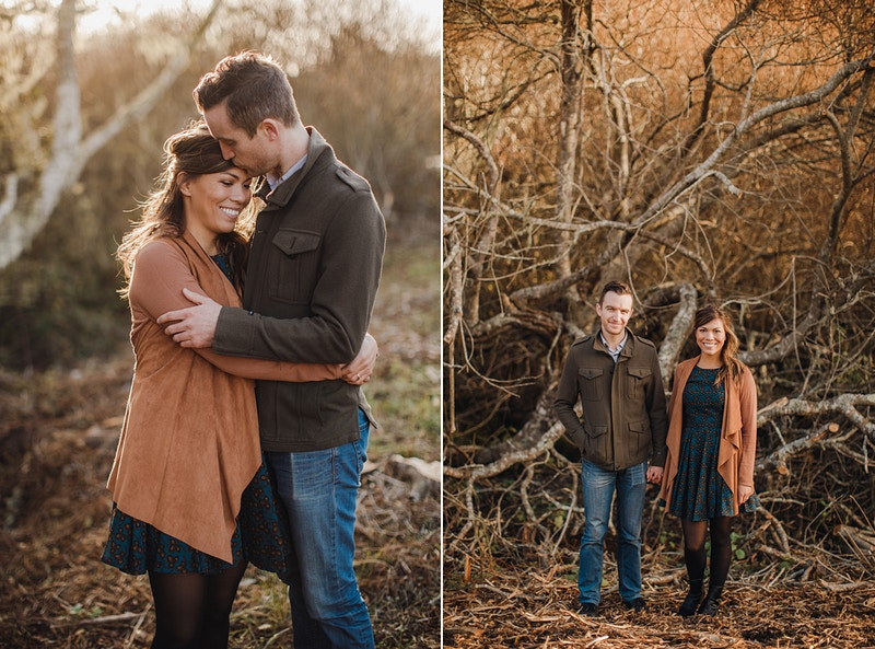 Effie Mccoy Engaged In Point Reyes Bay Area Wedding Photographer - Taylor McCutchan Photography -Northern, California wedding photographer-