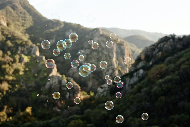 Bubblescapes I - Taylor McCutchan Photography -Northern, California wedding photographer-