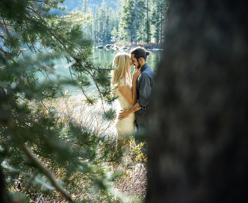 Dustin Rowan Anniversary At Castle Lake Northern California Wedding Photographer - Taylor McCutchan Photography -Northern, California wedding photographer-