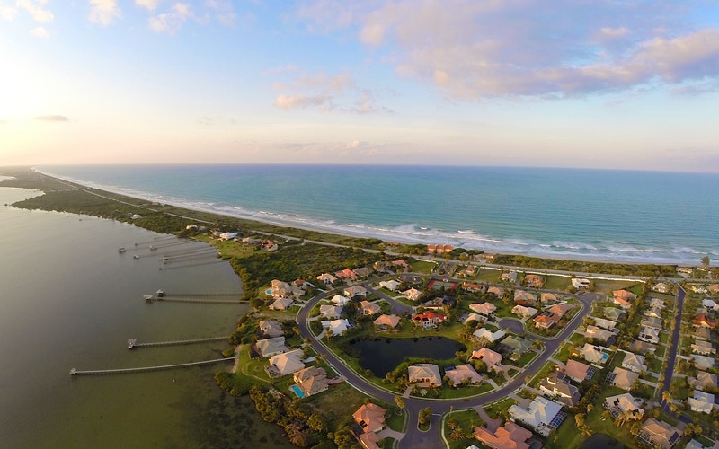 Aerial Photography - Taylor Smith Photography