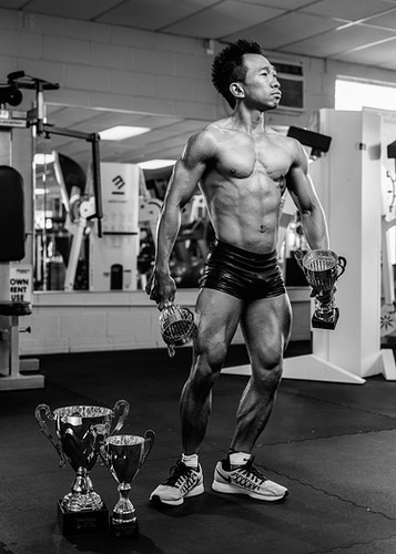 Fitness - TYLER BREEDWELL PHOTOGRAPHY