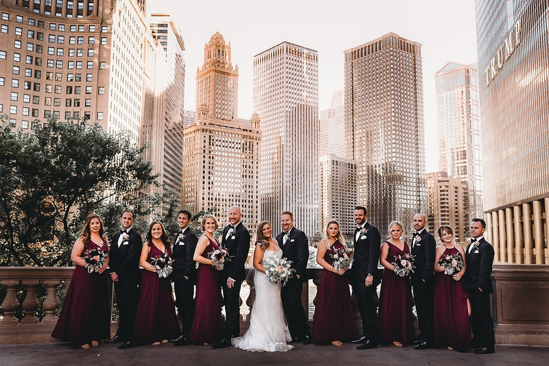 Weddings - THAIS CO. | Chicago Photographer