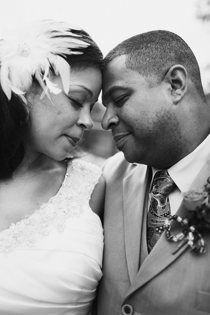 April And Lydell - The Bees Knees Photography Co.