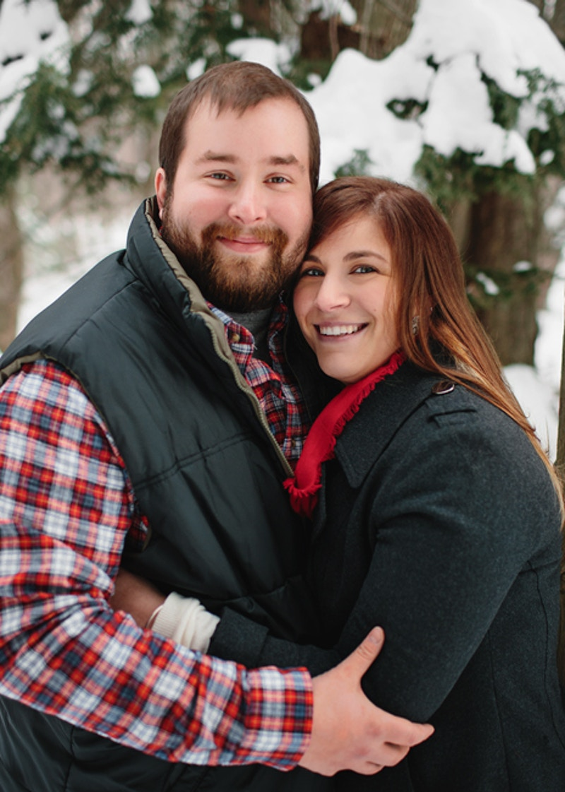 Anna And Ryan - The Bees Knees Photography Co.