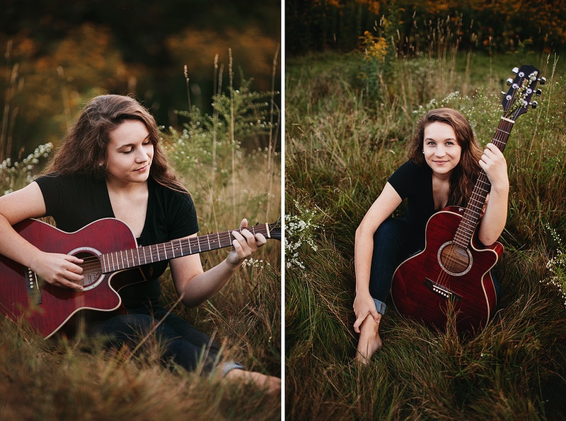 Kodys Senior Session - The Bees Knees Photography Co.