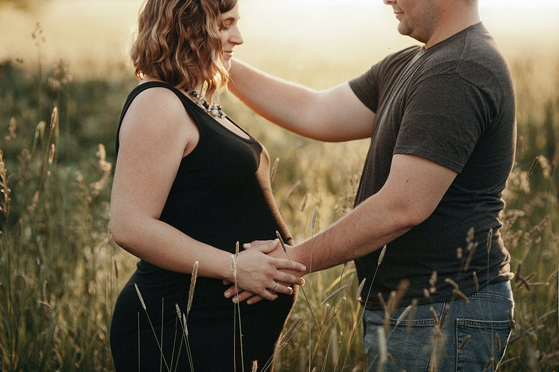 Annas Maternity Session - The Bees Knees Photography Co.
