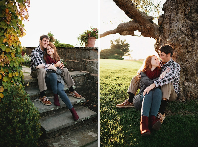 Anthony And Caseys Engagement Session - The Bees Knees Photography Co.