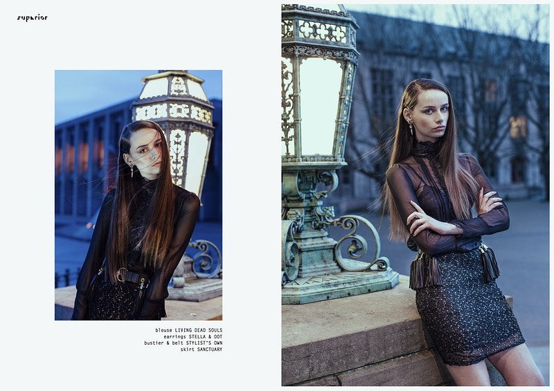 Royale For Superior Magazine - THE W PORTRAITURE