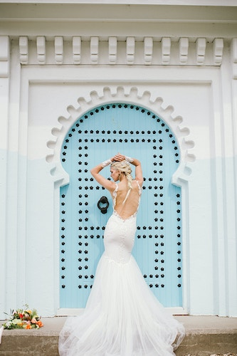 Spanish Villa For Grace Ormonde Magazine - THE W PORTRAITURE