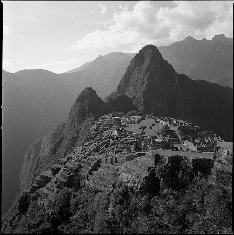 Inca Trail - Thomas Domise Photography