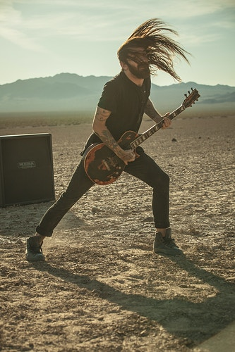 Memphis May Fire - Timmy Farmer Photography