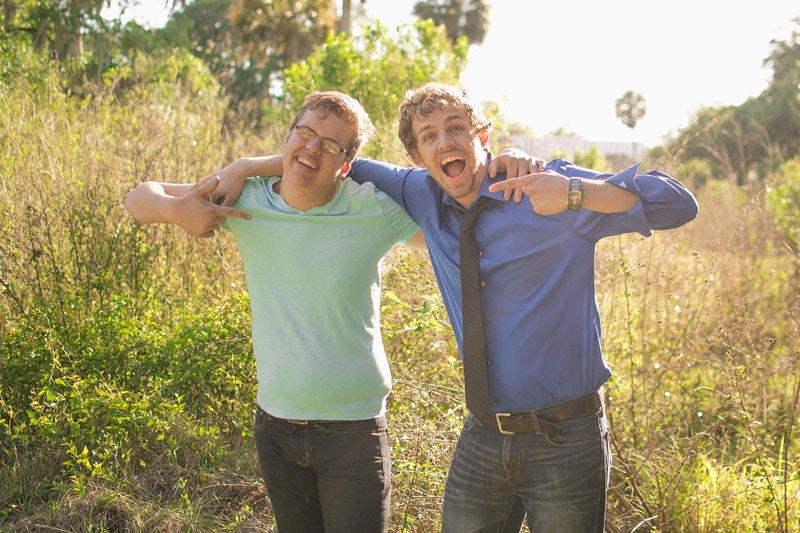 Adam And Michael - Timothy Pridmore Photography