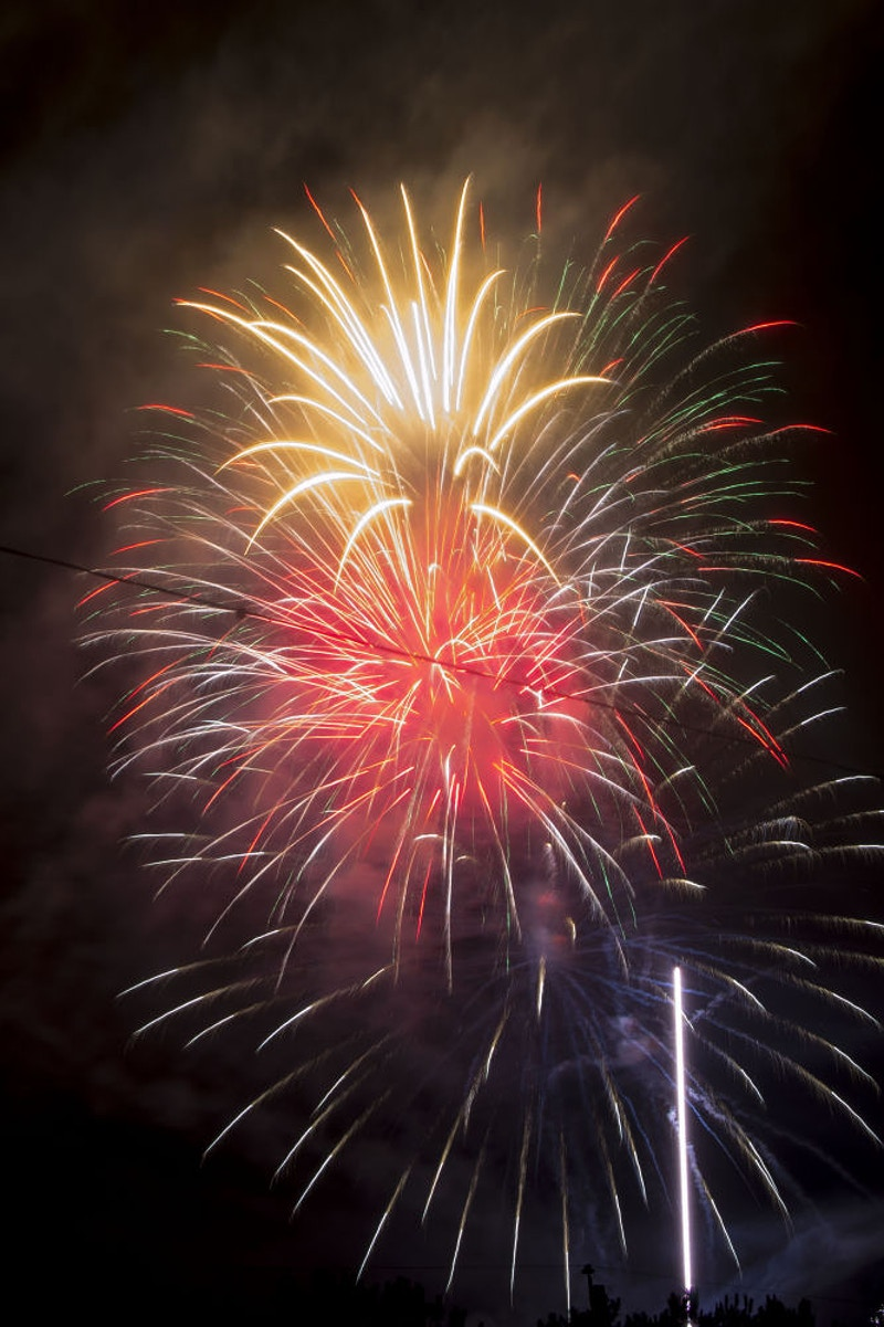 Fireworks - Timothy Pridmore Photography