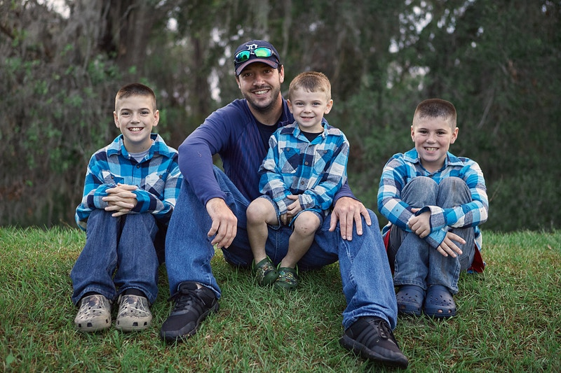 The Mansfields Family - Timothy Pridmore Photography